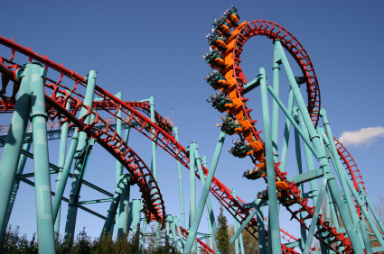 5 Roller Coasters to Visit