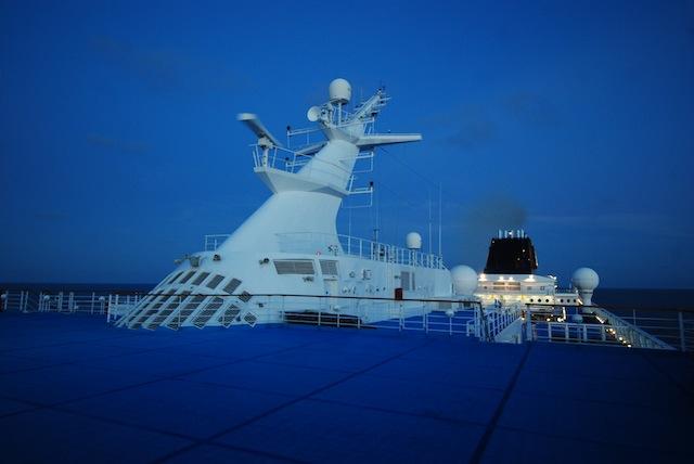Transatlantic repositioning cruises