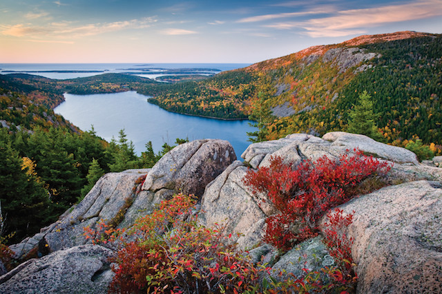 Nature photography destinations (photo credit: Maine Office of Tourism)