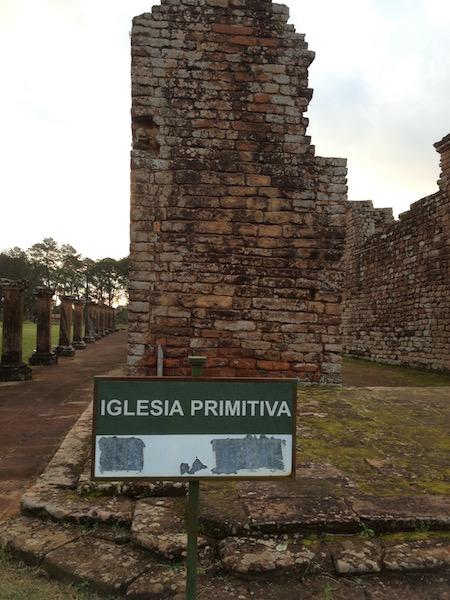 Jesuit Trinidad Paraguay