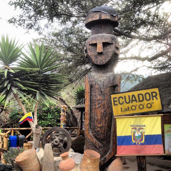 Quito Latitude 0