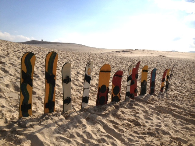 5 Places For Sandboarding In Latin America Travelmath Blog