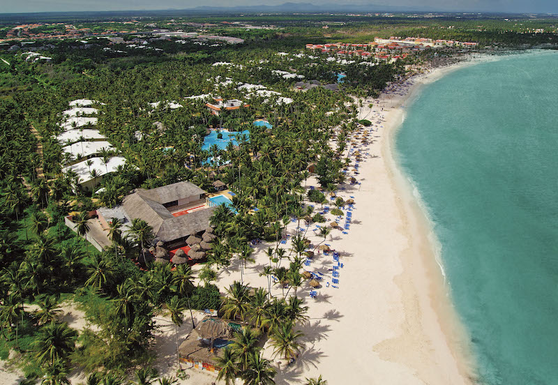 Toddler-friendly all-inclusive resort Melia Caribe Tropical Punta Cana