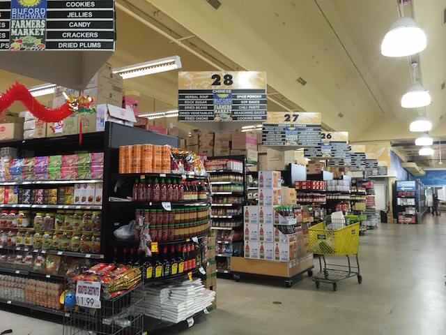 Buford Market