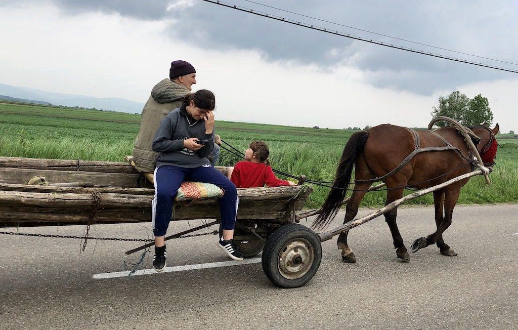 Romania country life