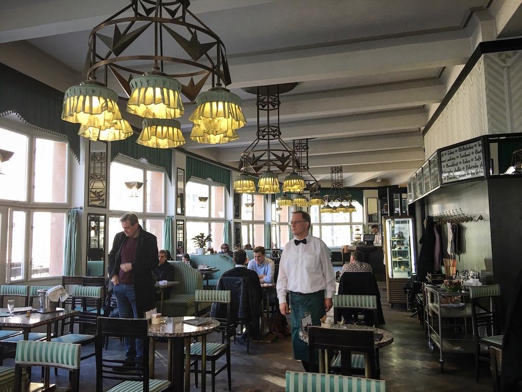 Cafe Orient Prague