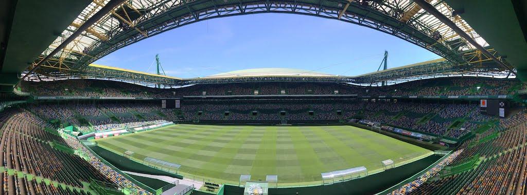 impressive sports stadium